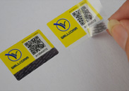 塑膜防伪标签